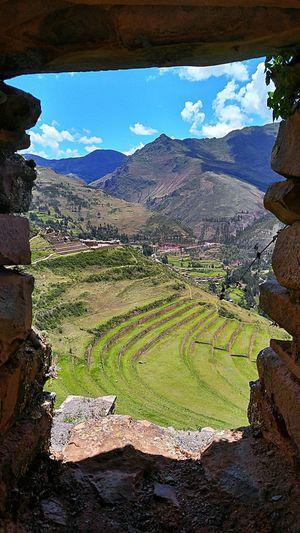 Ollantaytambo - Peru Cuzco - Peru Vallesagradodelosincas