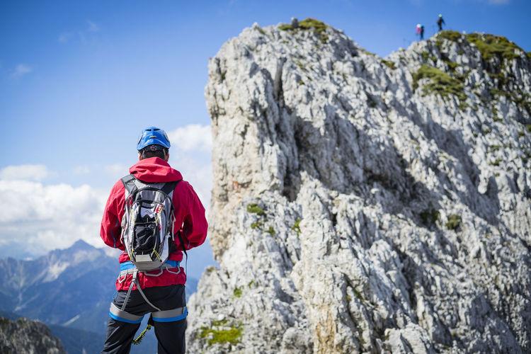 Klettersteig Bavaria : Klettersteig a b bergtour online