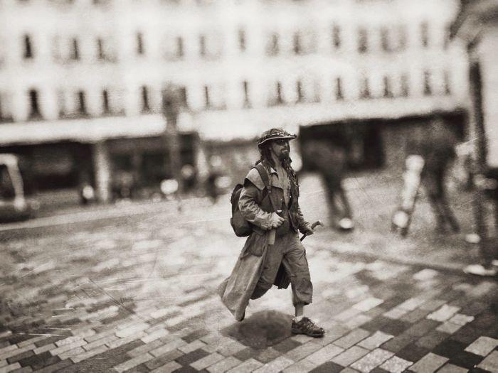 Weekend Warrior The Street Photographer - 2014 EyeEm Awards NEM Black&white NEM Street Streetphoto_bw