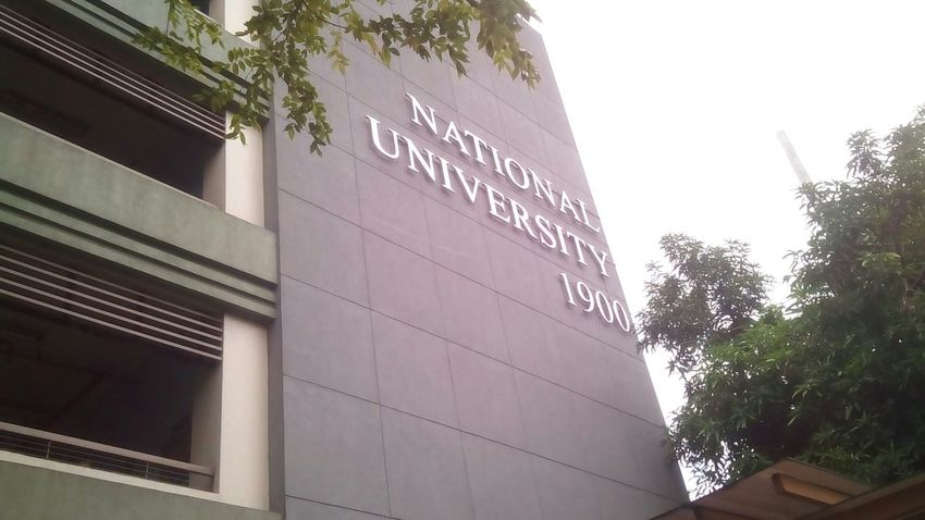 My Alma Mater MR.SHANELAONG Com151 NUlandscapes Nuartapp