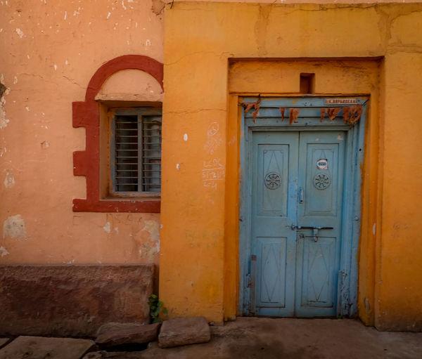 old door City
