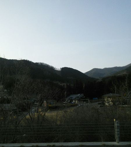 mountains in the north Japan Iwate Prefecture Iwate Mountains And Valleys Travelling North East