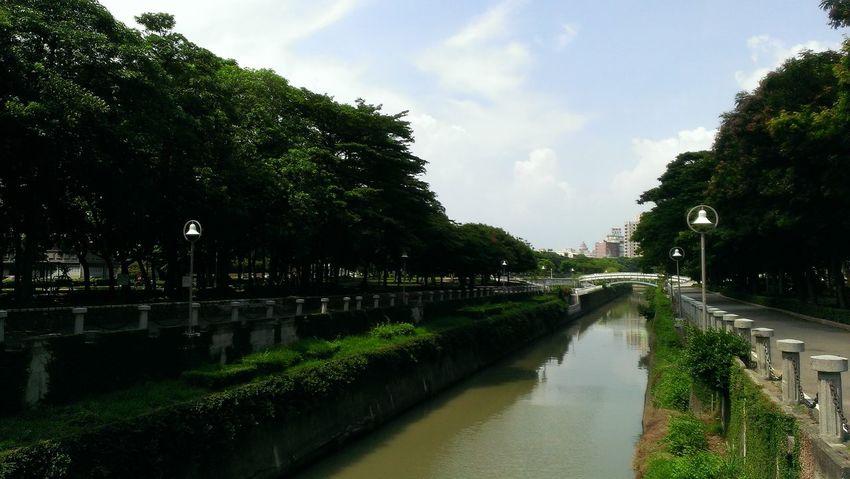 拜訪朋友,順路在河堤邊收服幾隻神奇寶貝。Park No People Taiwan Taking Photos Riverside Kaohsiung