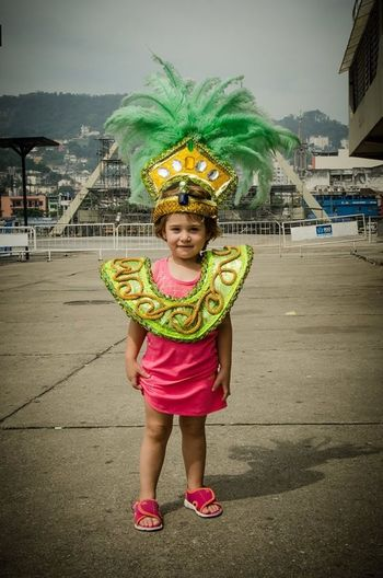 blond little girl in Brasil My Daughter Brasil2014 Brasil Carnavalbrasileiro Colors Of Brasil Blond Little Girl Kidsphotography Kids Being Kids Happy Girl