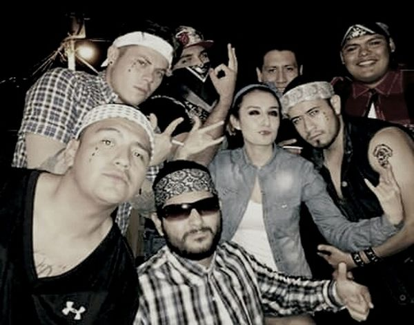 Theme Party Cholo Friends Nigth