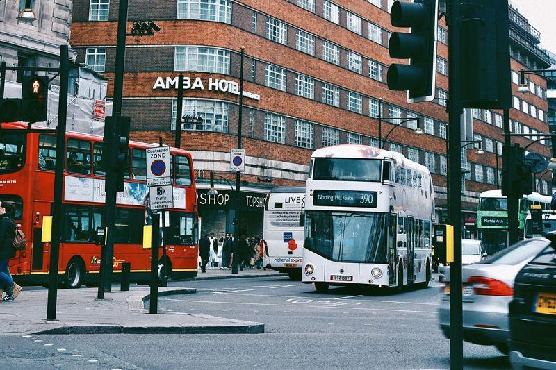 Oxford Street EyeEm LOST IN London Building Exterior Architecture Street Transportation City Mode Of Transport England United Kingdom London Oxfordstreet Double Decker Bus