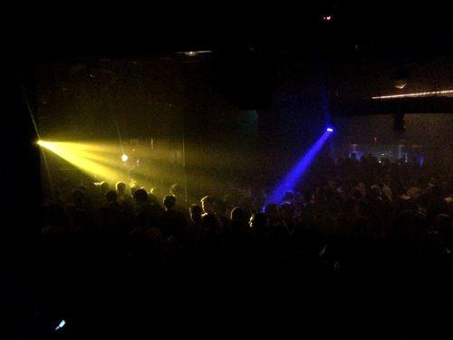 Hammahalle Techno Sisyphos Dancing All Night Paradise