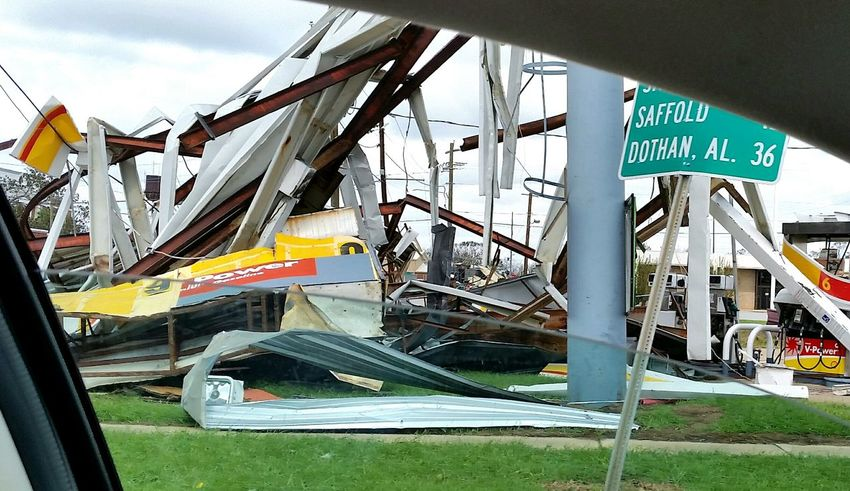 • Hurricane Michael • Hurricane Michael 2018 Hurricane Damage Building Hurricane Storm Damage Nature Storm Extreme Weather Wind Damage Georgia