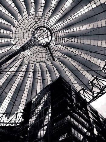 Berlin Potzdamer Platz Street Photography Sony Center