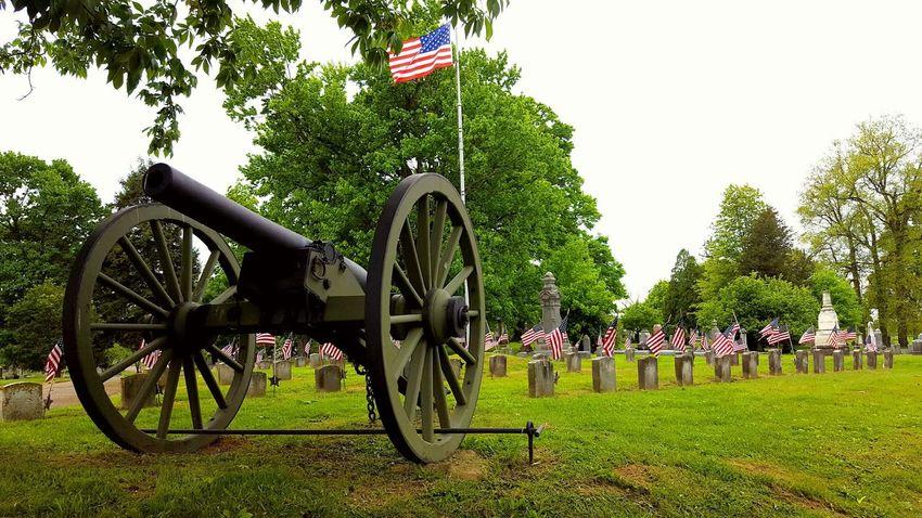 Ohio, USA Veterans