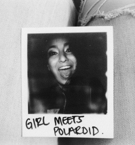 Girlmeetspolaroid Polaroid Polaroid Pictures Girl Photography Likemypics