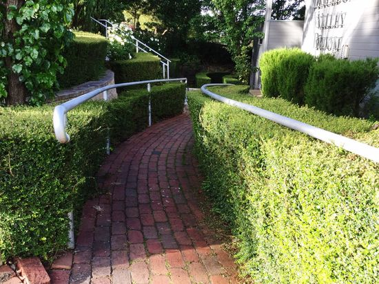 The Way Forward Formal Garden Garden Path Beauty In Nature Taking Pictures Check This Out Perfect Structure