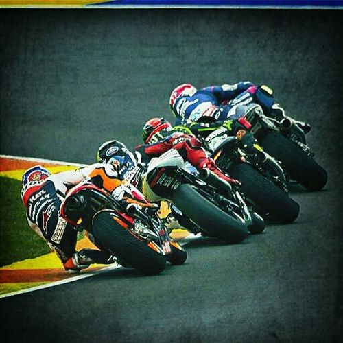 Sport SPAIN Motorcycles Motogp