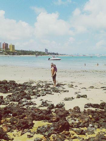 My Happy Place  playa de pirangi, natal, brasil