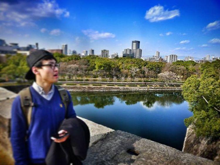 오늘도 내일도 모레도 ... 😭 일본 일본여행 오사카 오사카성 형제여행 추억 우려먹기