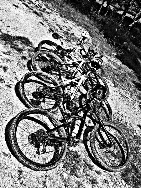 EyeEm Gallery Eyeemphotography Taking Photos Mtb Love Mtbpassion MTB Blackandwhite Black&white Photography Blackandwhitephotography Black And White Relax Time  Sports Photography