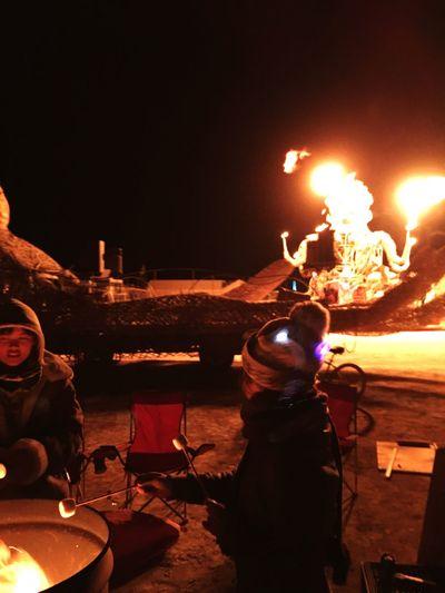 Burningman Artcar