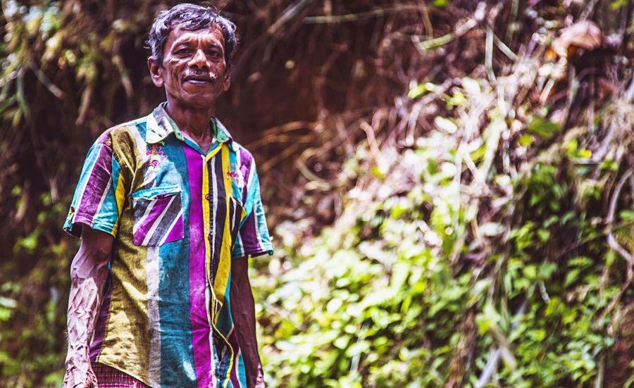 Portrait SriLanka Forest Traveling Real People People Jungle