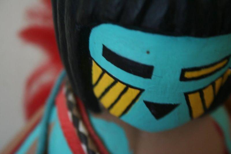 Native American Art San Francisco Peaks Hopi Culture Kachina Native American Culture Native American Southwestern Usa