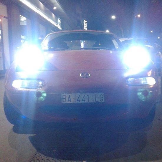Miata Eunos @topmiata Topmiata Mx5 nosuv led fullled ledlight h4 h4led car bestcarever 90 auto macchina miatalife
