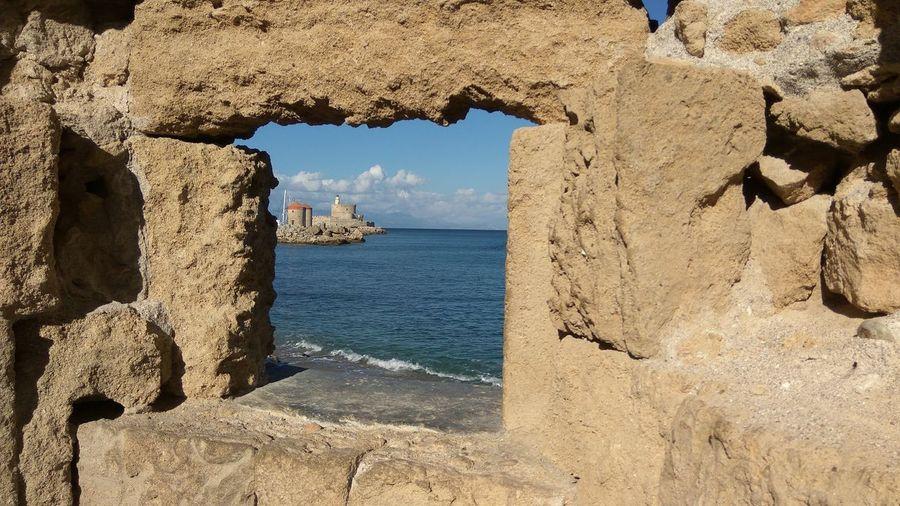 Rhodes Greece Water Sea EyeEmNewHere