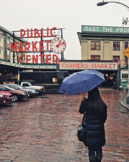 Pike place. Seattle Seattle, Washington Pike Place Market PikePlaceMarket Rainy Days Rainy Day Pikeplace