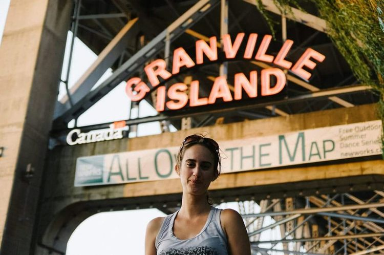 Summer Views travel partner for life. Travellingwithmylove Granville Island Tourists Neverstopexploring  NewendeavorsEnjoying Life Prettygirl