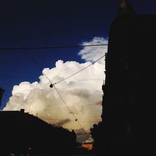 Санкт-Петербург красота Clouds Sky совсем забыла про EyeEm