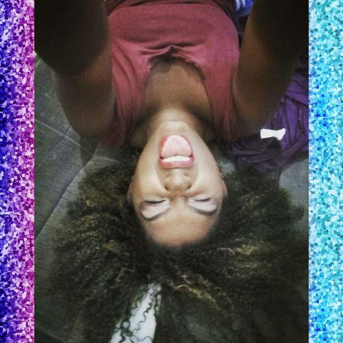 Outubro.2017 Make Up 💋 Night Hello EyeEm Beauty Negrabrasileira Enjoy Life Photo Eyeem Photography Beautiful Woman Enjoyment Brasileira  Siga-me F026 Cacheada😍 Rio De Janeiro, Brazil Real People One Person Color Photography 😆