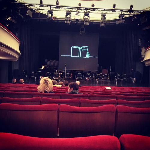 Czech theatre Hello World First Eyeem Photo