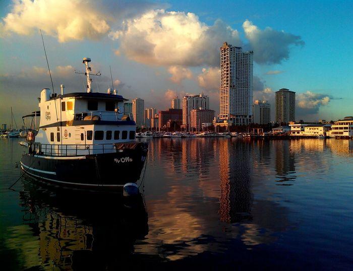 Manilabay Eyeem Philippines Mobilephotography EyeEm Best Shots Sunset_collection Cityscapes EyeEm