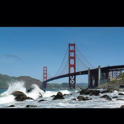 Sanfrancisco GoldenGateBridge Marshallbeach Spendid_urban Bridge_aroundtheworld