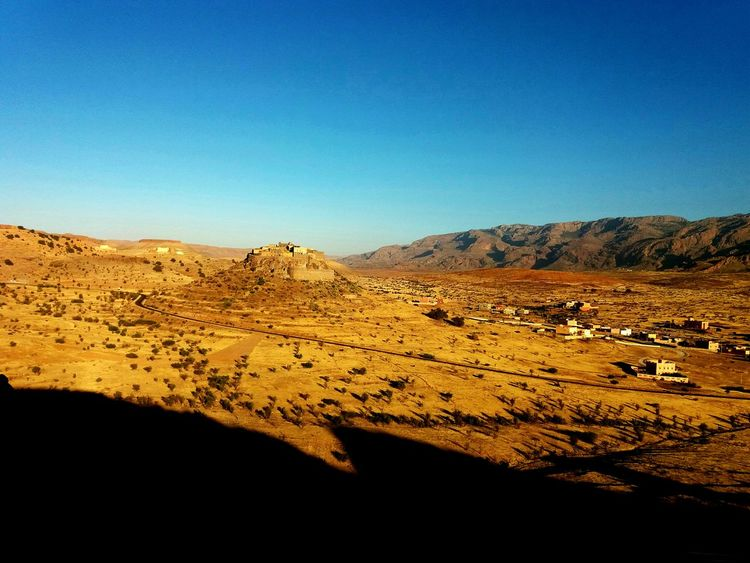 Tizourgan Kasabah Morocco Atlasmountains Antiatlas Idaougnidif Tizourgane Kasabah EyeEm Selects Clear Sky Desert Sand Dune Arid Climate Mountain Sand Blue Sky Landscape Arid Landscape Geology Extreme Terrain First Eyeem Photo