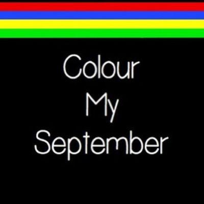 Ok, buttiamoci in questo settembre col Challenge creato da @rowdyfairy Scattate foto per tutto il mese di settembre taggandole con Colourmyseptember . La prima settimana é dedicata al rosso, la seconda al blu, la terza giallo e la quarta verde! Grazie a @zuccaviolina!