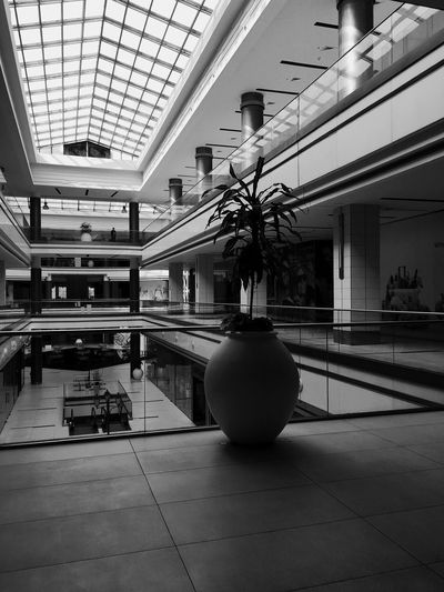 B&w Monochromatic IPhone 6s Urbanlife Architecture Cityscape Mall Black & White Vaz