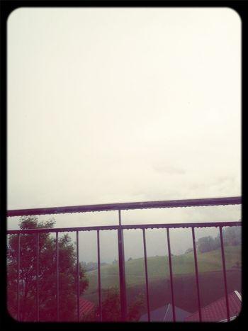 Regen....