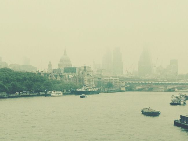 Architecture View London Fog