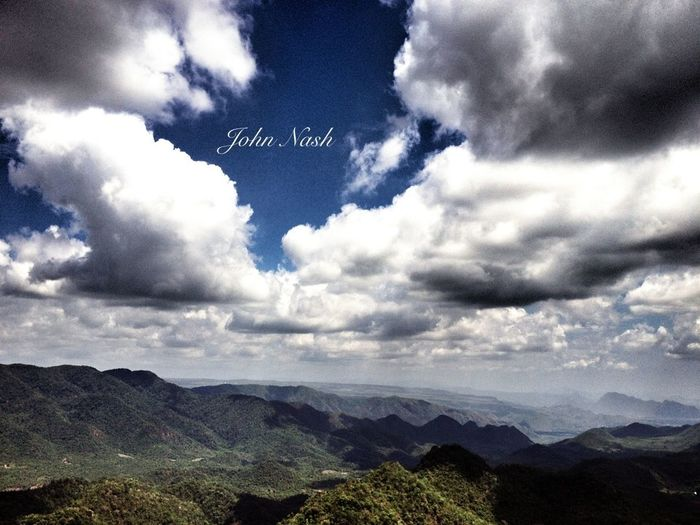 """I shot this one on the top of Mandalay City last month.we started from 8:00AM. Finally,we arrived at 1:45 Pm . it was """"Heaven Of Life """" .There are a lot of amazing places in these mountain . Location (Mandalay,Burma ) :) EyeEm Nature Lover Skyporn Nature_collection I Love Nature!"""
