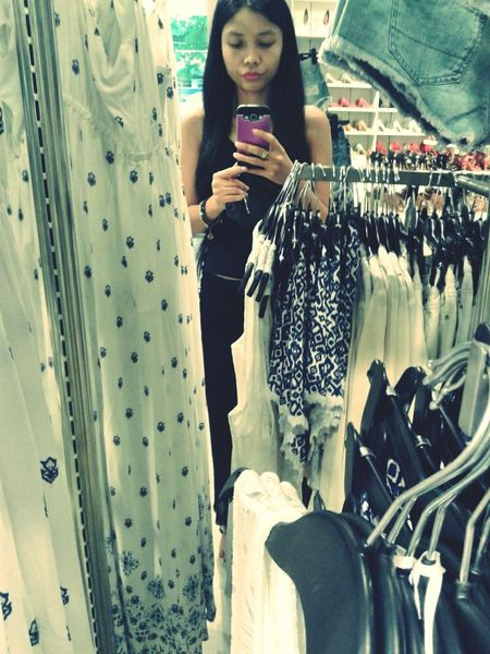 Hi! That's Me Taking Photos Fashion Clothes Boho Style Fashion Trends H&M Philippines