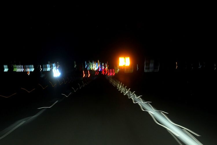 Warp speed 320 knots Night Illuminated Outdoors Sports Race Adults Only Only Men Tranquil Scene Black Color Beauty In Nature Black Background Landscape Scenics Happiness Fame Front View The Art Of Street Photography