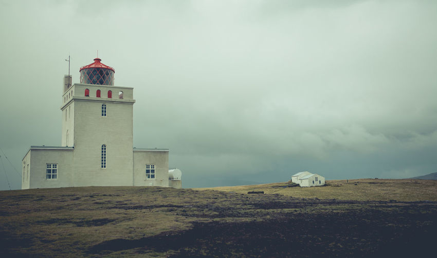 Lighthouse in