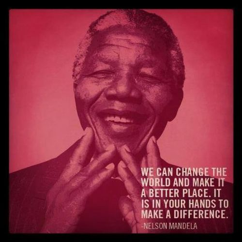 R.I.P. Nelson Mandela All Miss You Risi In Peace