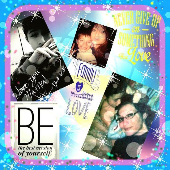 My 1st born. .my 1st love...my everything Nivek S