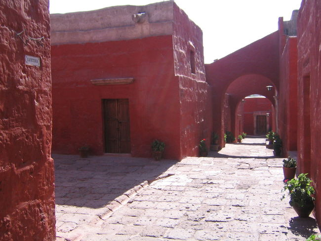 Architecture Arequipa Arequipa - Peru Building Exterior Built Structure Day Monastary Monasterio De Santa Catalina No People Outdoors The Way Forward