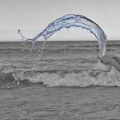 Más agua para el reto de @lumix_fotografia @atfunk Masclaroelagua Lumixft5