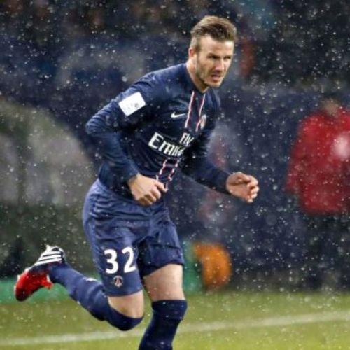 Un Moment De Plaisir A Partager #Beckham