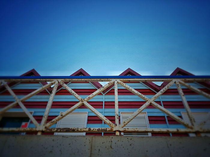 Built Structure Playa De La Arena Euskadi pais vasco Colores Del Verano Movilefotografy Movilgrafía SPAIN Beach