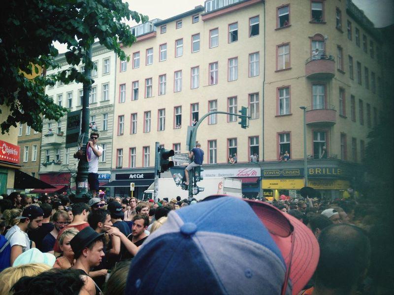 Berlin Electro Karneval Der Kulturen