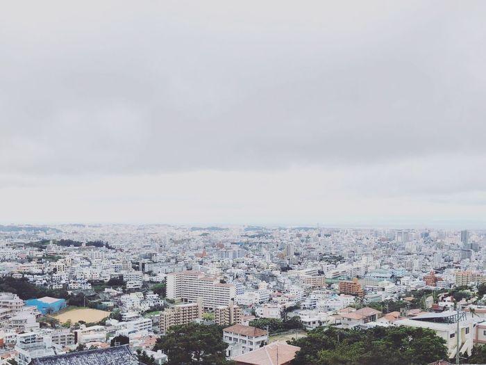 Naha city view