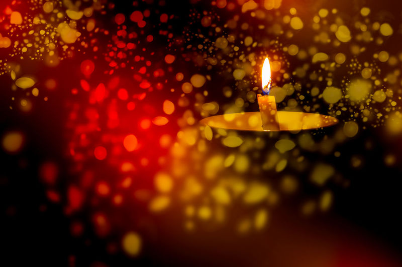 Lights Advent Burning Candle Close-up Defocused Diwali Diya - Oil Lamp Flame Glowing Heat - Temperature Illuminated Indoors  Lighting Equipment Night No People Oil Lamp Tea Light Yellow Capture Tomorrow